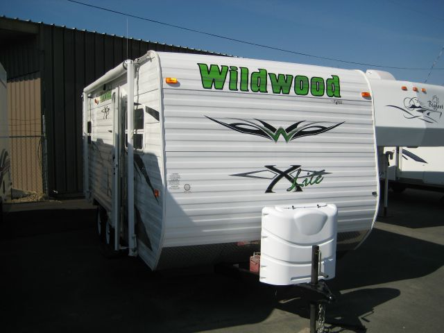 2011 WILDWOOD 18XL