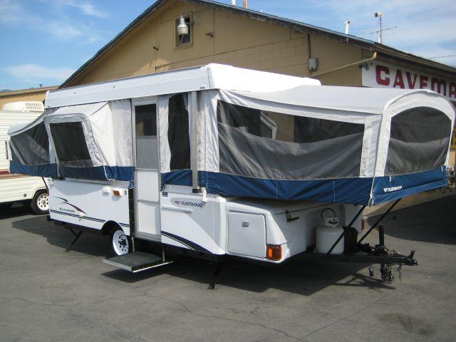 2005 Fleetwood Rushmore Tent Trailer