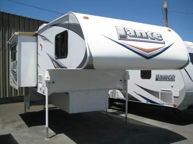 2012 Lance Camper 950S