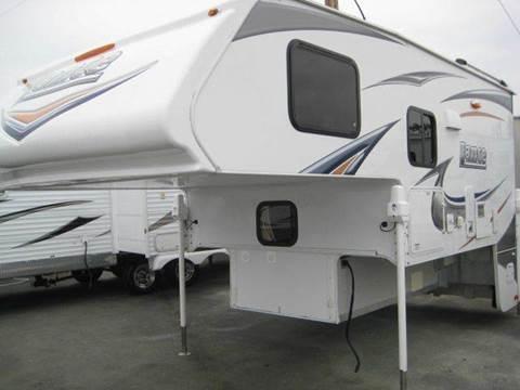 2013 Lance Camper 950s