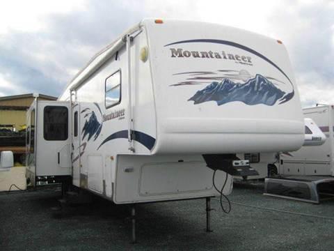2006 MONTANA MOUNTAINEER 328RLS