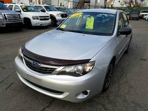 2008 Subaru Impreza for sale in Everett, MA