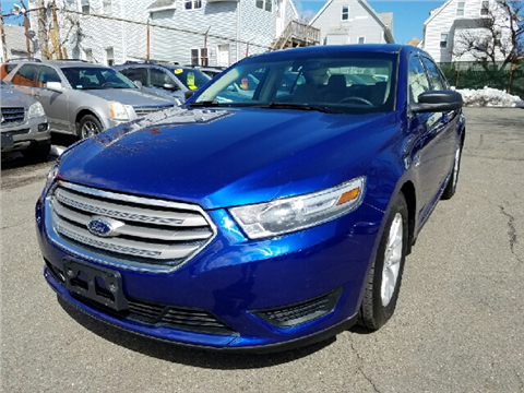 2013 Ford Taurus for sale in Everett, MA