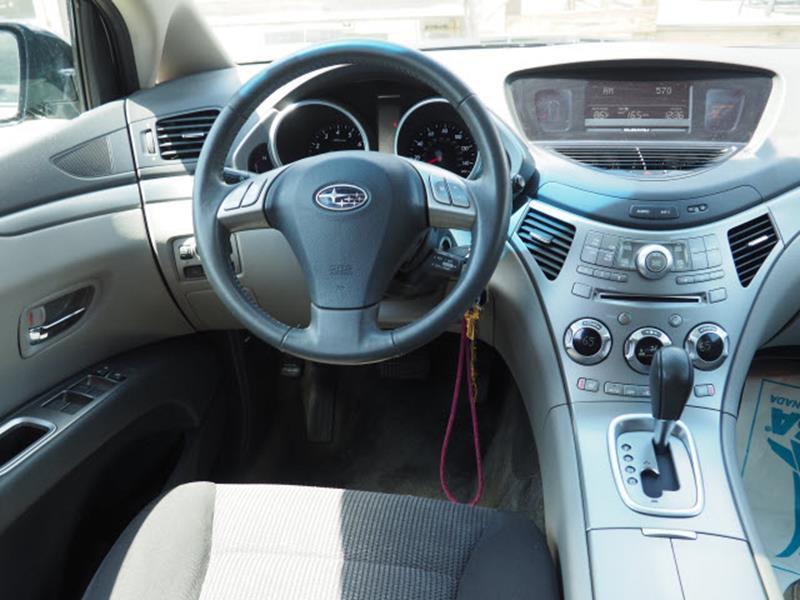 2007 Subaru B9 Tribeca Awd 7 Pass 4dr Suv Wgray Int In Youngstown