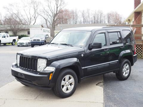 2012 Jeep Liberty for sale in Youngstown, OH