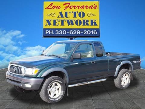 2004 Toyota Tacoma for sale in Youngstown, OH