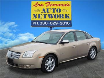 2008 Mercury Sable for sale in Youngstown, OH
