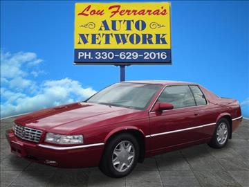 2002 Cadillac Eldorado for sale in Youngstown, OH