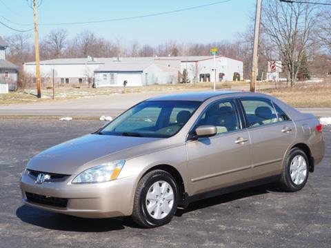 Used 2003 honda accord for sale in ohio for Honda boardman ohio