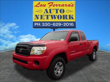 2005 Toyota Tacoma for sale in Youngstown, OH
