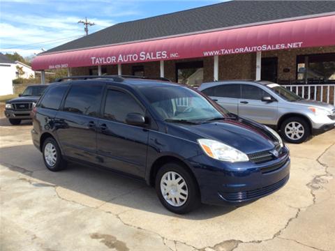 Taylor Auto Sales Inc - Used Cars - Lyman SC Dealer
