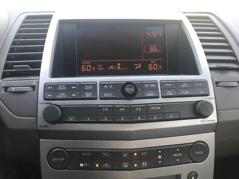 2006 Nissan Maxima 3.5 SE 4dr Sedan w/Automatic - Rancho Cordova CA