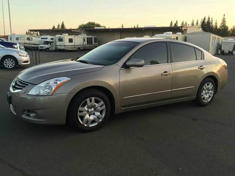 2011 Nissan Altima 2.5 S 4dr Sedan - Rancho Cordova CA