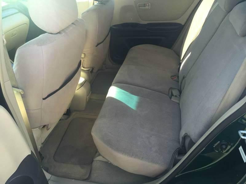 2001 Toyota Highlander 2WD 4dr SUV - Rancho Cordova CA