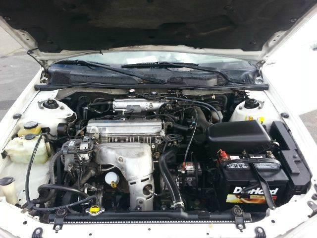 1999 Toyota Camry CE 4dr Sedan - Rancho Cordova CA