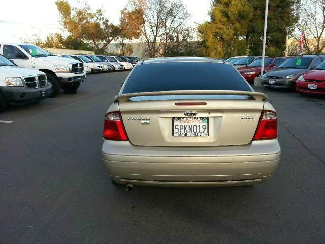 2006 Ford Focus ZX4 SES 4dr Sedan - Rancho Cordova CA