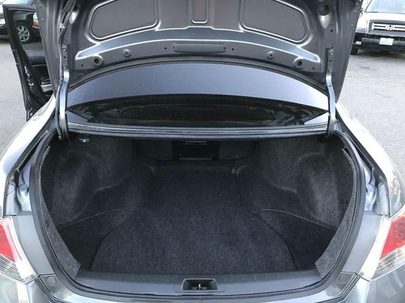 2008 Honda Accord EX-L 4dr Sedan 5A w/Navi - Rancho Cordova CA