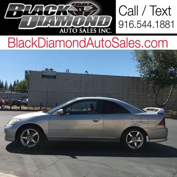 2003 Honda Civic EX 2dr Coupe - Rancho Cordova CA