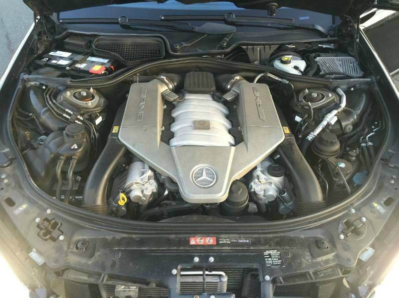 2010 Mercedes-Benz S-Class S 63 AMG 4dr Sedan - Rancho Cordova CA