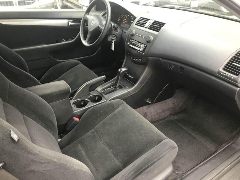2006 Honda Accord LX 2dr Coupe 5A - Rancho Cordova CA