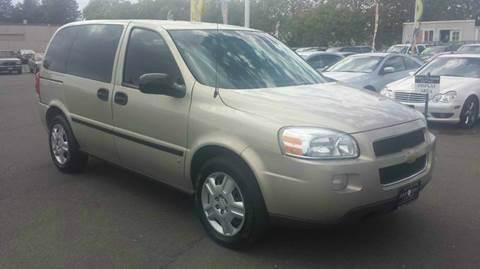 2007 Chevrolet Uplander LS 4dr Mini-Van - Rancho Cordova CA