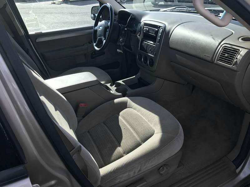 2004 Ford Explorer 4dr XLT 4WD SUV - Rancho Cordova CA