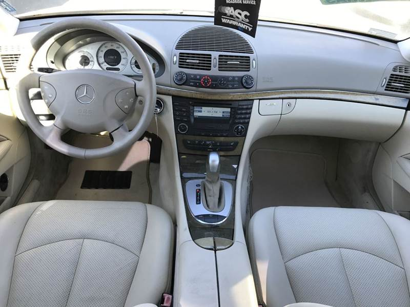 2003 Mercedes-Benz E-Class E 320 4dr Sedan - Rancho Cordova CA