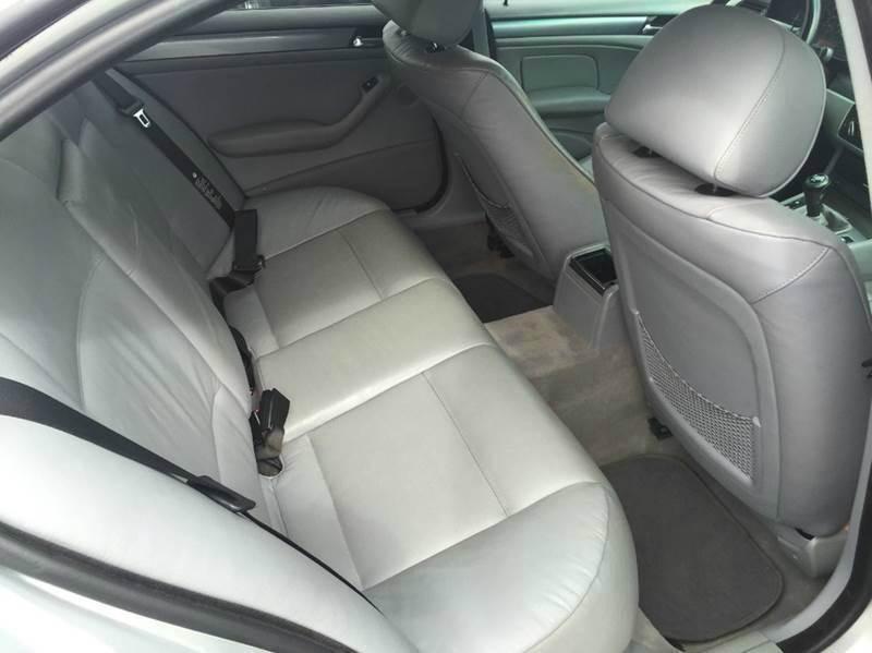 2001 BMW 3 Series 325i 4dr Sedan - Rancho Cordova CA