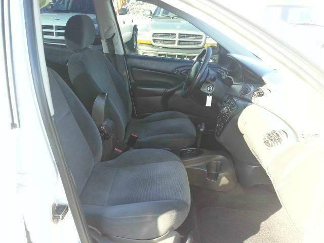 2002 Ford Focus SE Comfort 4dr Sedan w/Zetec - Rancho Cordova CA