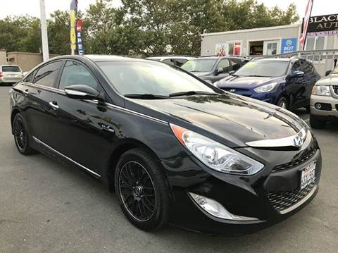 2011 Hyundai Sonata Hybrid for sale in Rancho Cordova, CA