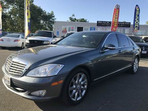 2007 Mercedes-Benz S-Class for sale in Rancho Cordova, CA