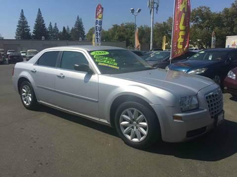 2008 Chrysler 300 for sale in Rancho Cordova, CA