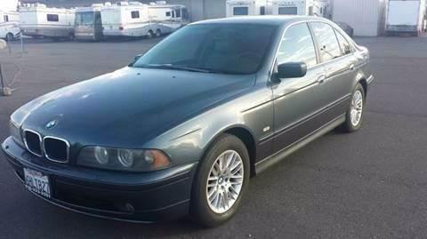 2001 BMW 5 Series for sale in Rancho Cordova, CA