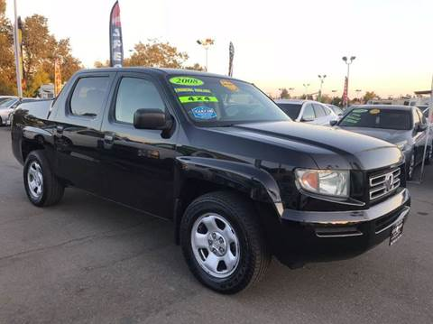 2008 Honda Ridgeline for sale in Rancho Cordova, CA