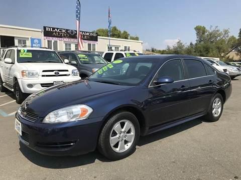 2011 Chevrolet Impala for sale in Rancho Cordova, CA
