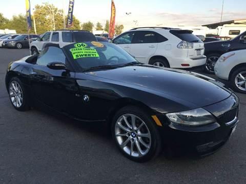 2006 BMW Z4 for sale in Rancho Cordova, CA
