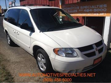 2007 Dodge Grand Caravan for sale in Spokane, WA