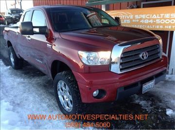 2008 Toyota Tundra for sale in Spokane, WA