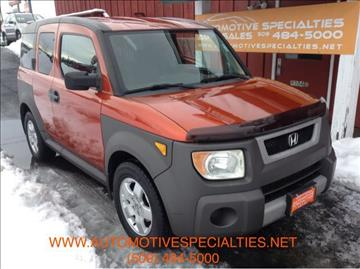 2005 Honda Element for sale in Spokane, WA