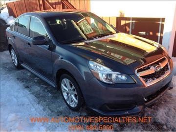 2013 Subaru Legacy for sale in Spokane, WA