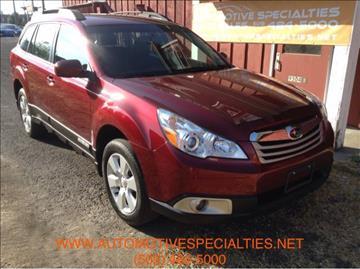 2012 Subaru Outback for sale in Spokane, WA