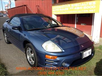 2003 Mitsubishi Eclipse Spyder for sale in Spokane, WA