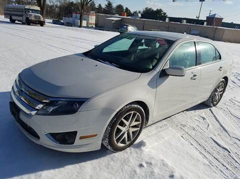 2010 Ford Fusion for sale in Wisconsin Dells, WI
