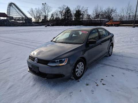 2011 Volkswagen Jetta for sale in Wisconsin Dells, WI