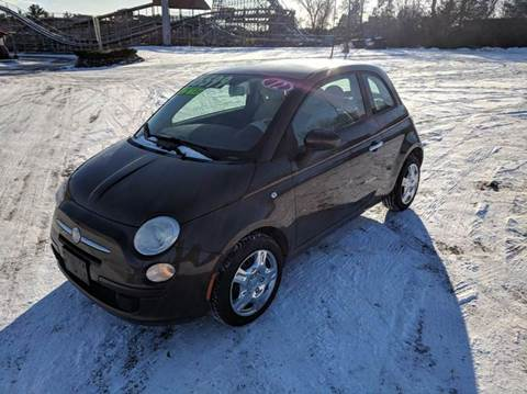 2012 FIAT 500 for sale in Wisconsin Dells, WI