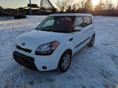 2011 Kia Soul for sale in Wisconsin Dells, WI