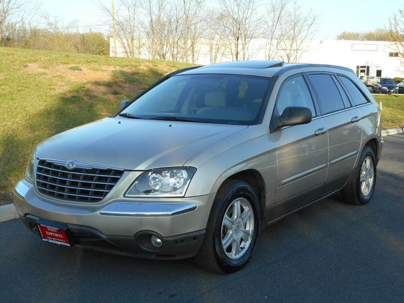 2006 chrysler pacifica touring awd 4dr wagon in winchester. Black Bedroom Furniture Sets. Home Design Ideas