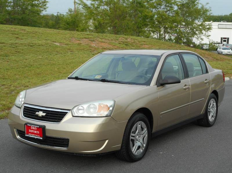 2007 chevrolet malibu ls fleet 4dr sedan v6 in winchester. Black Bedroom Furniture Sets. Home Design Ideas