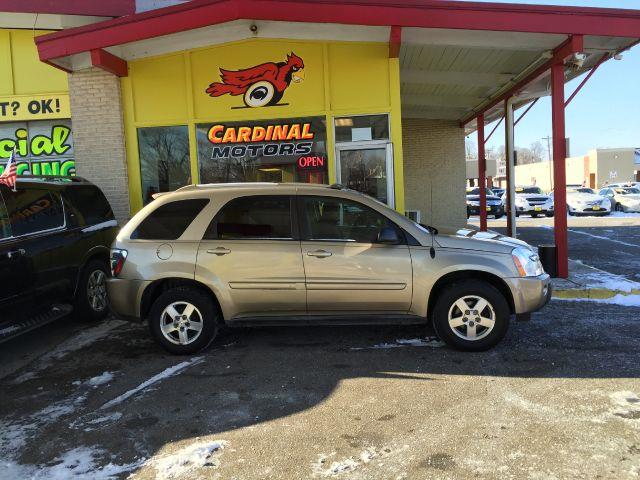2005 chevrolet equinox lt awd 4dr suv for sale in fairfield fairfield cincinnati cardinal motors. Black Bedroom Furniture Sets. Home Design Ideas