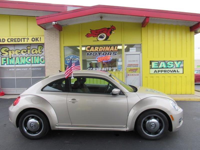 2012 volkswagen beetle for sale. Black Bedroom Furniture Sets. Home Design Ideas
